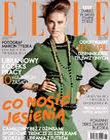 Elle Oct 2010 Cover