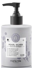 MARIA NILA Colour Refresh 0.20 Pearl Silver 300ml -  neutralizator odcieni NOWOŚĆ