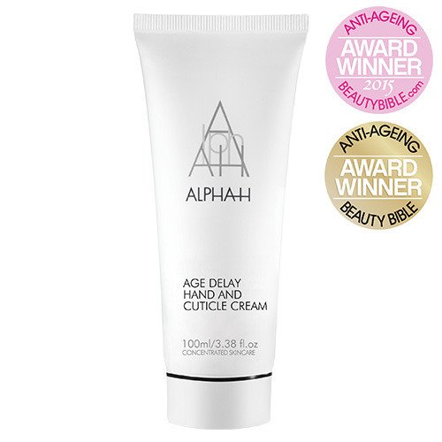 ALPHA-H Age Delay Hand and Cuticule Care Cream 100ml - krem do rąk i skórek NOWOŚĆ