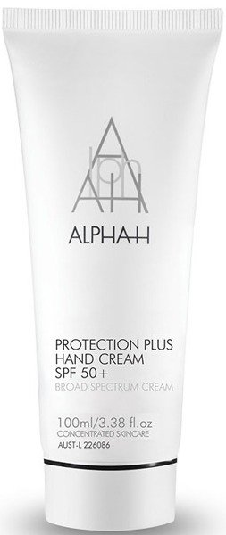 ALPHA-H Protection Plus Hand Cream 50+ 100ml - ochronny krem do rąk z filtrem spf 50 NOWOŚĆ