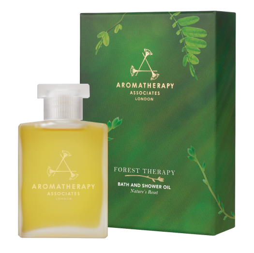 AROMATHERAPY ASSOCIATES Forest Therapy Bath & Shower Oil 55ml - Leśny olejek do kąpieli