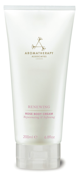 AROMATHERAPY ASSOCIATES Renewing Rose Body Cream 200ml - różany balsam do ciała