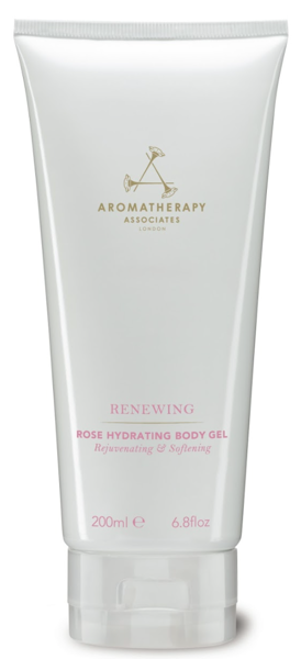 AROMATHERAPY ASSOCIATES Renewing Rose Hydrating Body Gel 200ml - Nawadniający różany żel do ciała