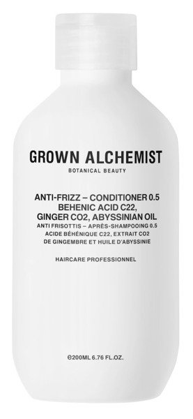 GROWN ALCHEMIST Anti-Frizz Conditioner 200ml - wygładzająca odżywka