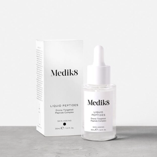 MEDIK8   LIQUID PEPTIDES 30 ml- serum Peptydowe