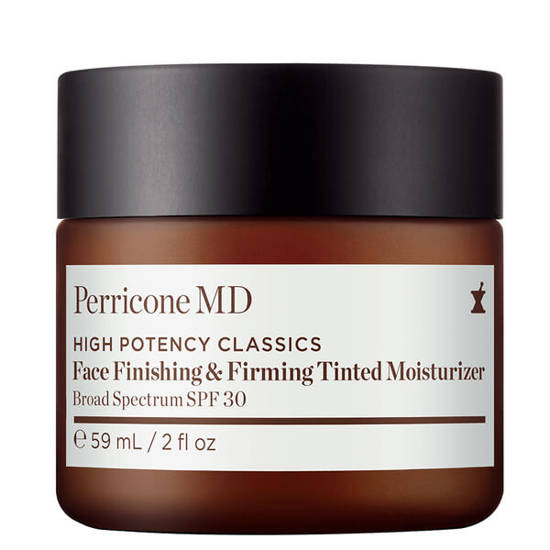 PERRICONE MD High Potency Classics Face Finishing & Firming Tinted Moisturizer SPF30 59 ml - tonujący krem nawilżający z filtrem HIT