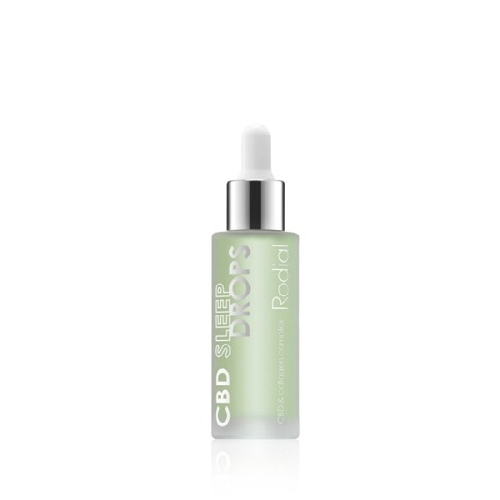 RODIAL CBD Sleep Drops 31ml - nawilżające nocne serum