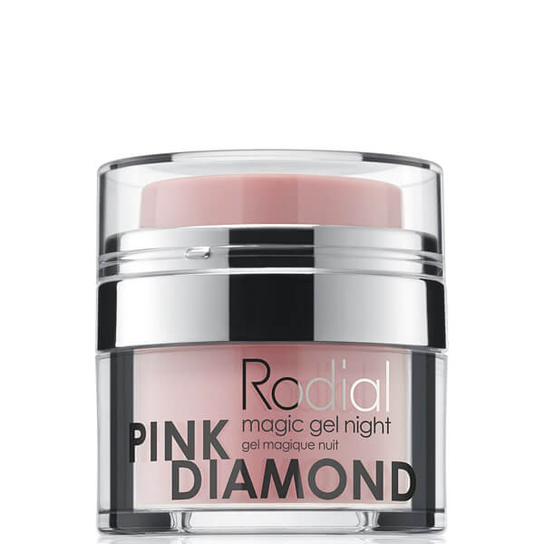 RODIAL Pink Diamond magic gel night 9ml - magiczny kremożel na noc